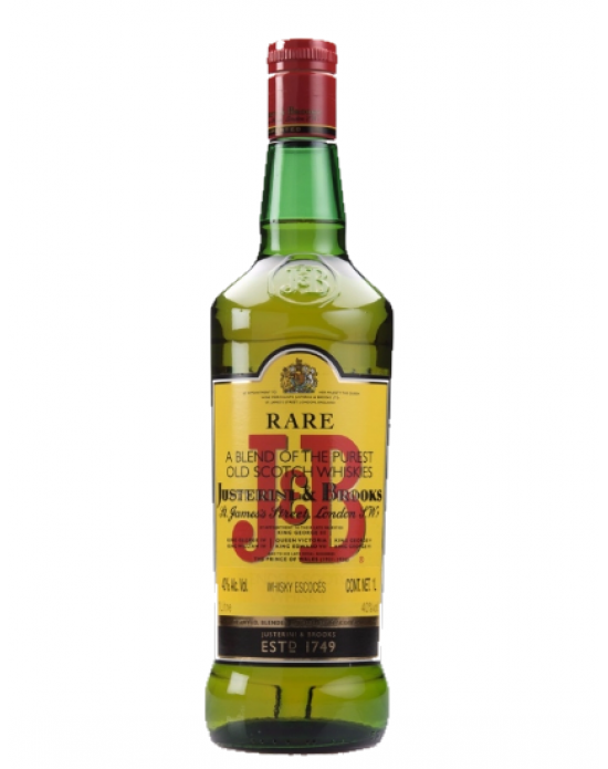 Whisky J&B Rare - 1000 ml