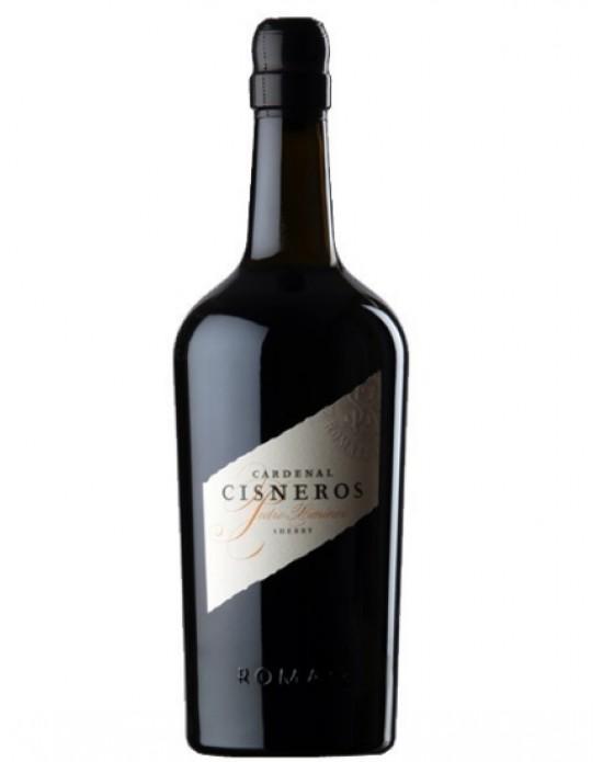 PEDRO XIMÉNEZ CARDENAL CISNEROS SHERRY - 750 ml