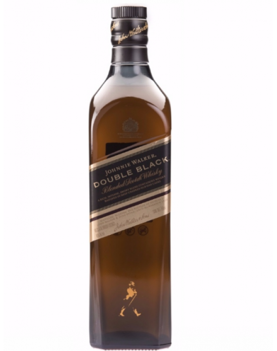 Whisky Johnnie Walker Double Black - 750 ml