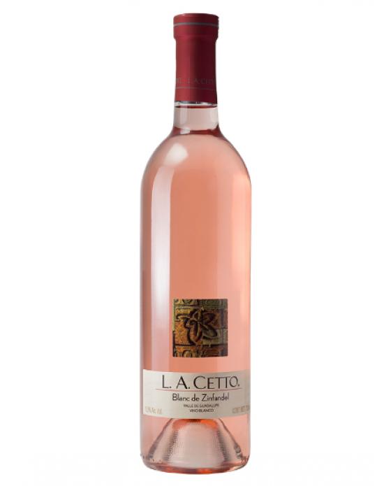Vino Rosado L.A. Cetto de Zinfandel Blanc - 750 ml