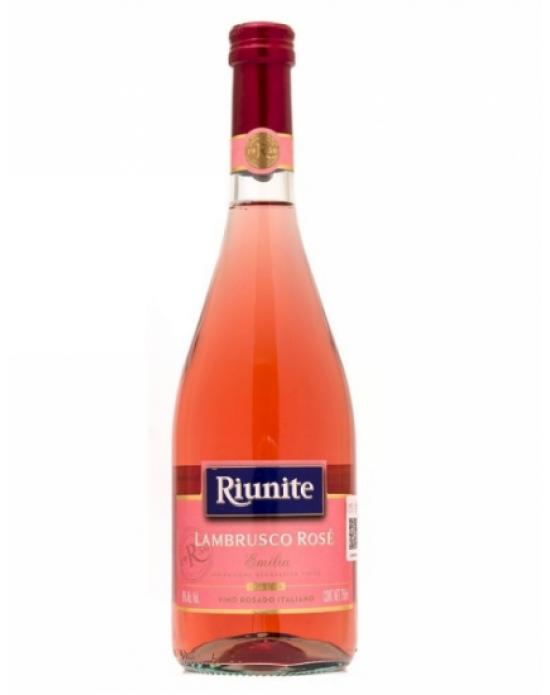 Vino Rosado Riunite Lambrusco 750 ml