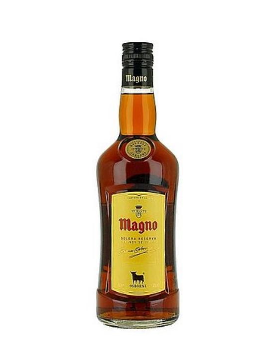 Brandy Magono de Osborne Solera Reserva - 700 ml