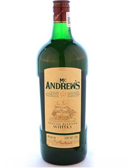 Whisky Mc Andrews 1750 ml