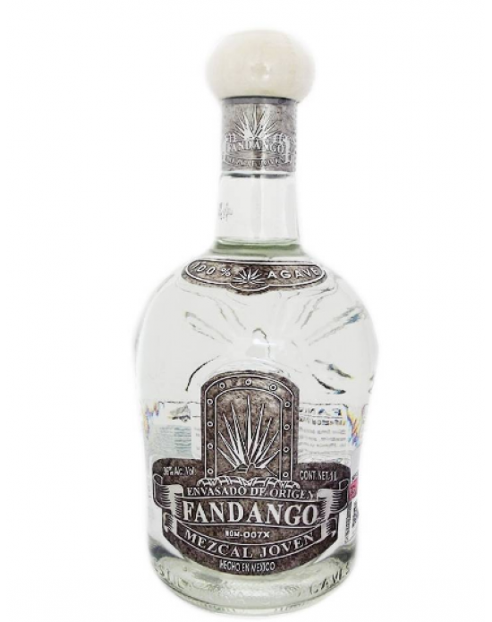 Mezcal Fandango Blanco Joven 750 Ml