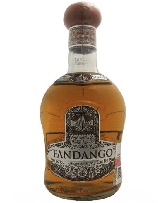 Mezcal Fandango reposado 750 ml