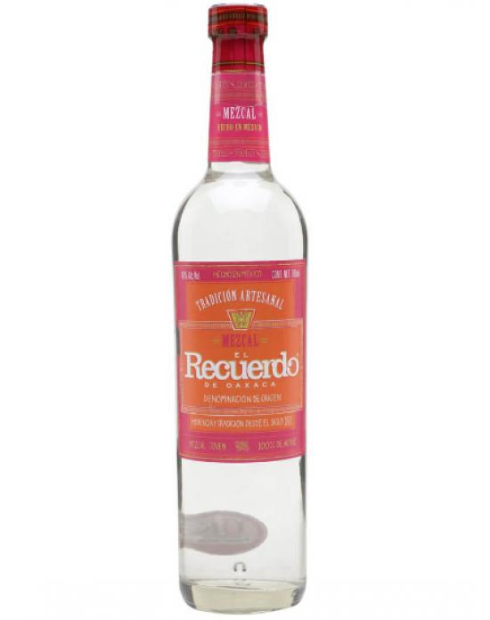 RECUERDO DE OAXACA JOVEN MEZCAL 750 ml