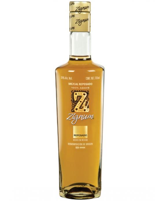 MEZCAL ZIGNUM REPOSADO 750 ml