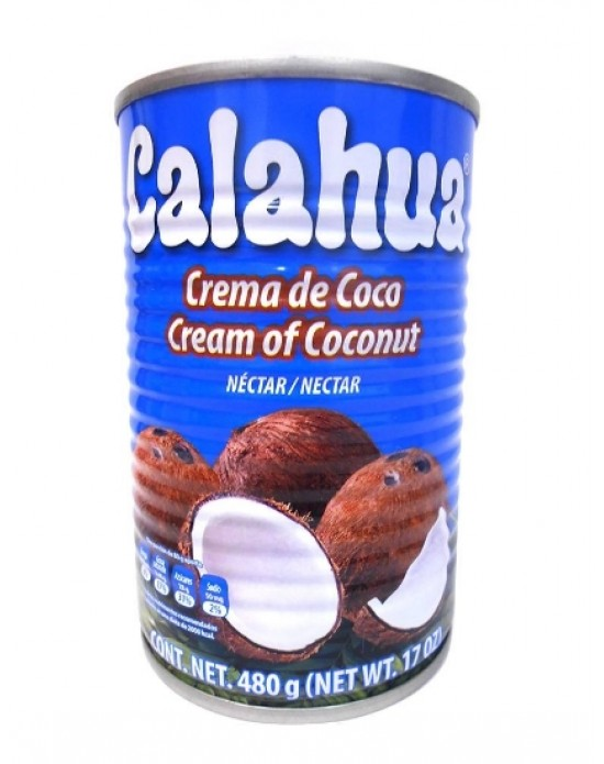 Crema de coco Calahua 480 g