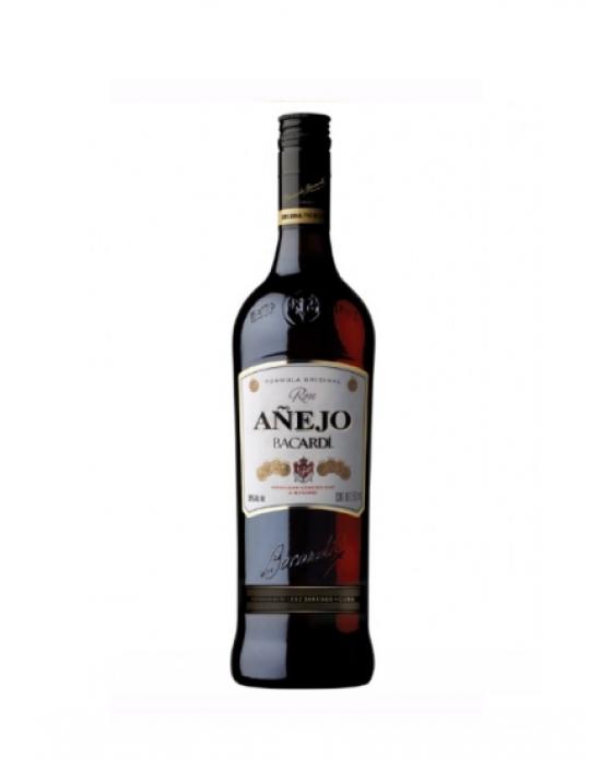 Ron Bacardi Añejo - 375 ml