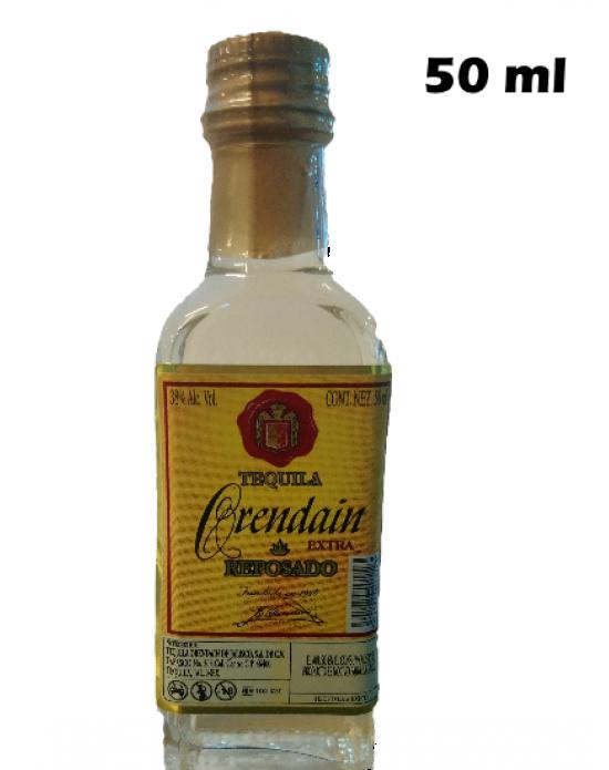 Orendain Tequila Reposado 50ml. Miniatura