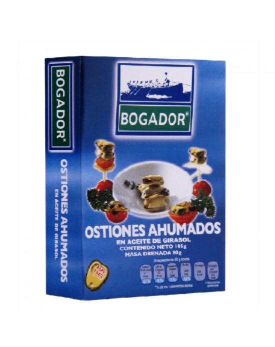 Ostiones Ahumados Bogador - 105 g
