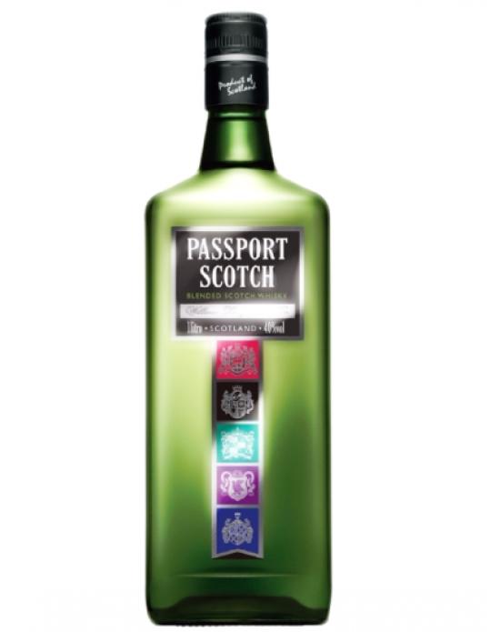 Whisky Passport Scotch - 1 lt
