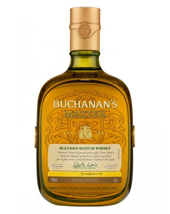 Whisky Buchanan's Master - 750 ml