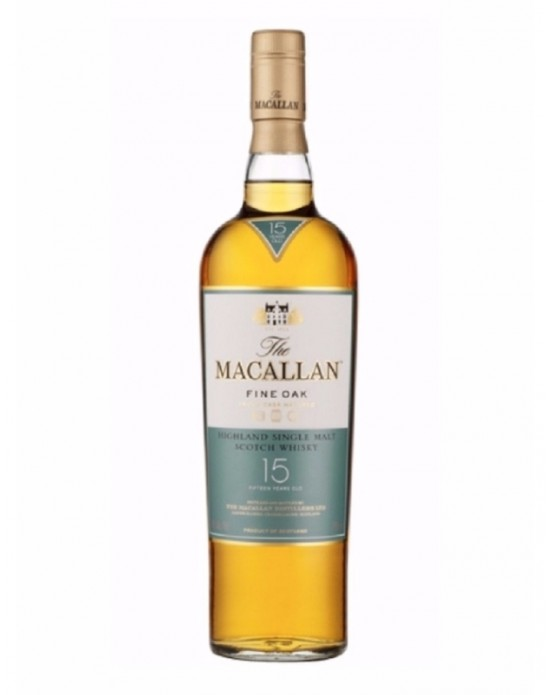 Whisky Macallan 15 Años - 700 ml