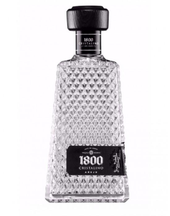 Tequila 1800 Añejo Cristalino - 700 ml