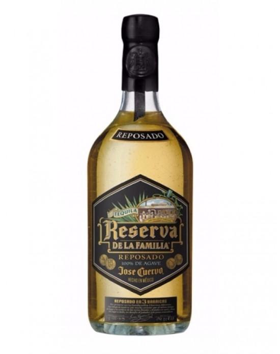 Tequila Jose Cuervo Reserva de la Familia Reposado - 750 ml