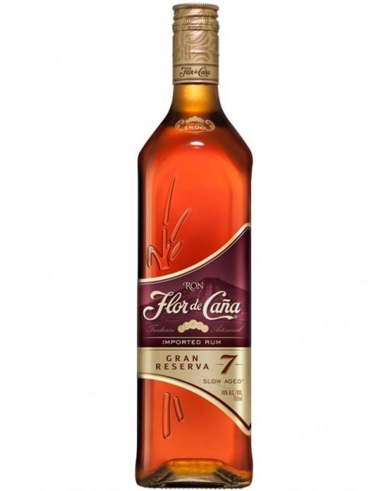 Ron Flor de Caña Gran Reserva 7 Años - 750 ml