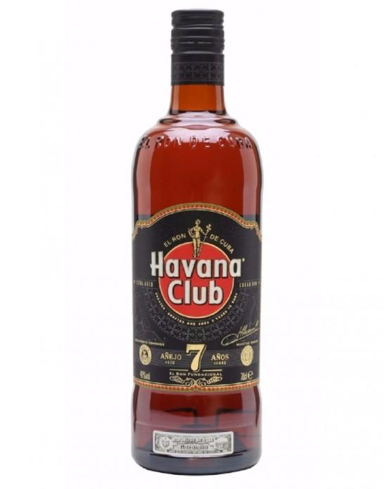 Ron Havana Club 7 Años - 750 ml