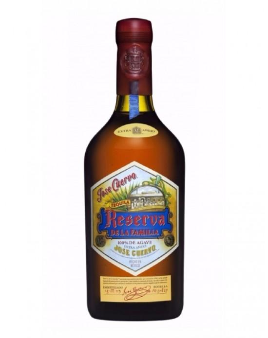 Tequila Jose Cuervo Reserva de la Familia Extra Añejo - 750 ml