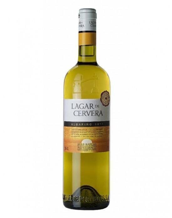 Vino Blanco Lagar de Cervera Albariño - 750 ml