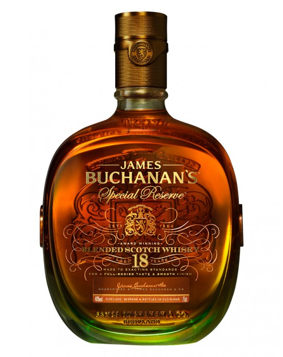 Whisky Buchanan's Especial Reserve 18 - 750 ml