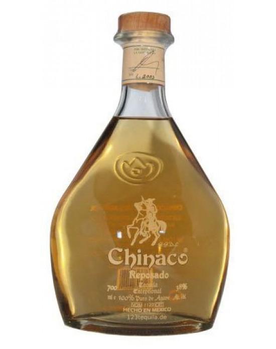 Tequila Chinaco Reposado - 750 ml