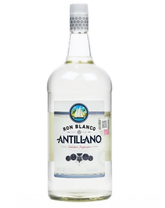 Ron Antillano Blanco - 1.75 L