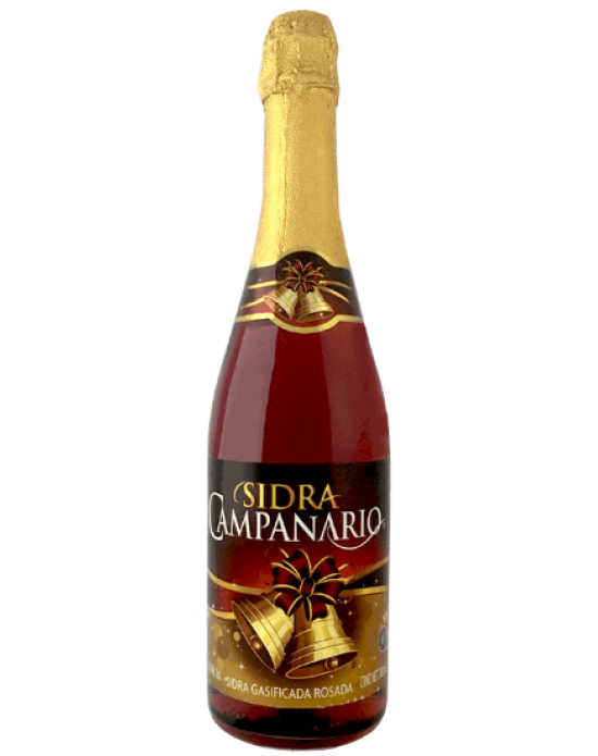 Sidra Campanario Rosada 700 ml