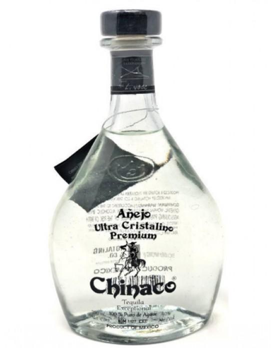 Chinaco Ultra Anejo Cristlino Tequila 750ml