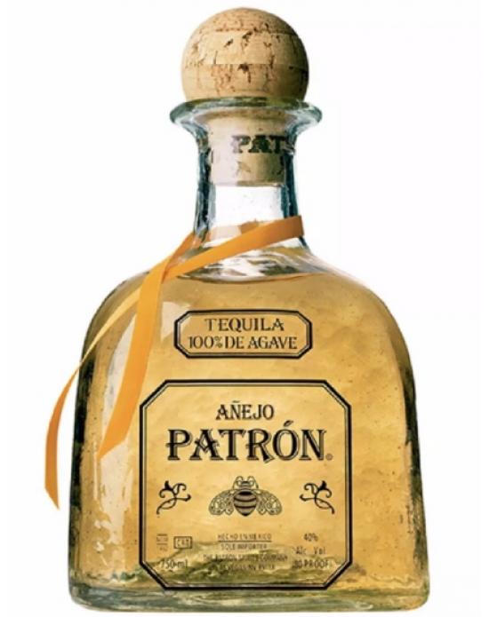 Tequila Patrón Añejo - 750 ml