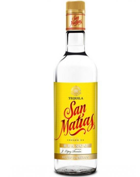 Tequila San Matias Blanco 1000 ml