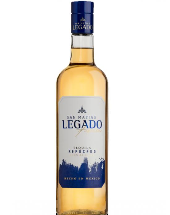 TEQUILA SAN MATIAS LEGADO REP 750ML