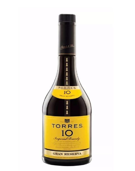 Brandy Torres 10 Años - 700 ml