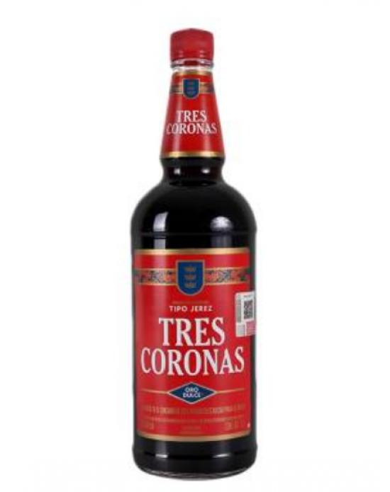 Vino Tres Coronas Oro Dulce tipo jerez 1 Lt
