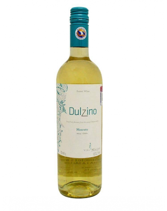 Vino blanco Dulzino moscato 750 ml