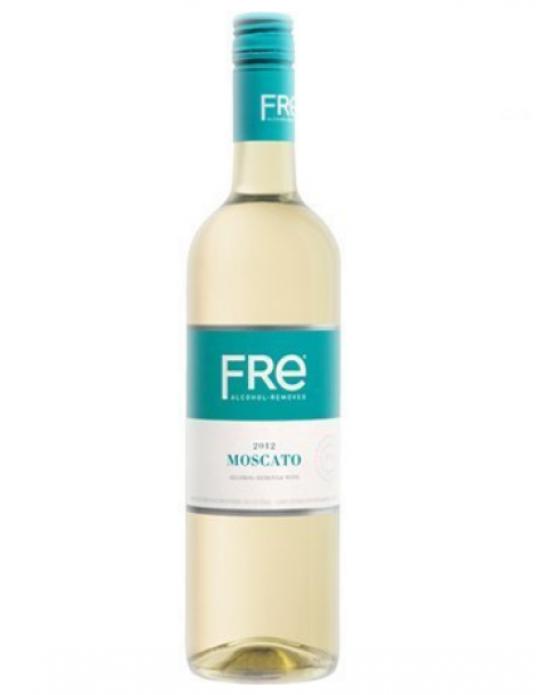 Vino Blanco Fre Moscato Vino Sin Alcohol - 750 ml