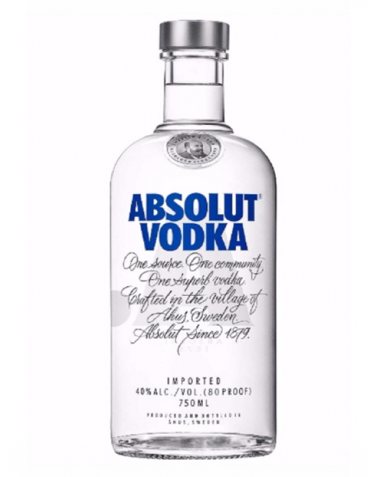 Vodka Absolut Azul - 750 ml