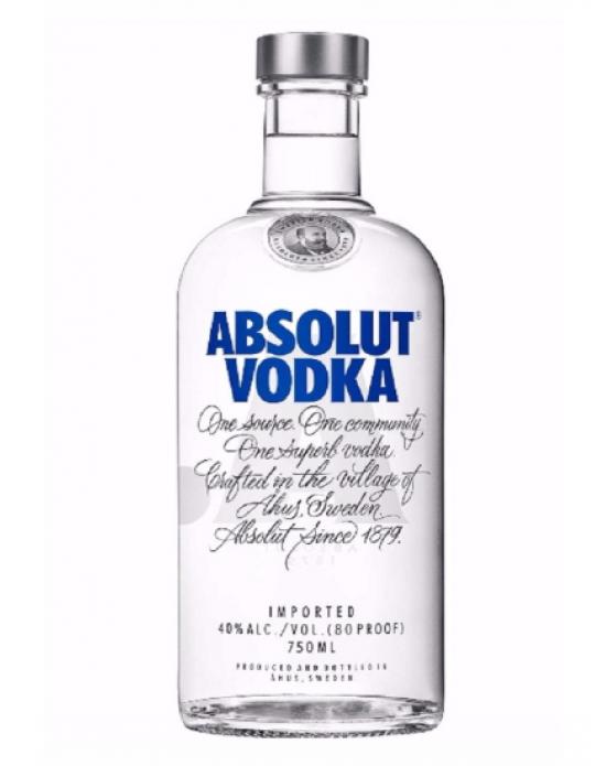 Vodka Absolut Azul - 750 ml
