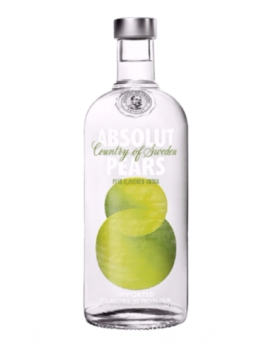 Vodka Absolut Pera - 750 ml