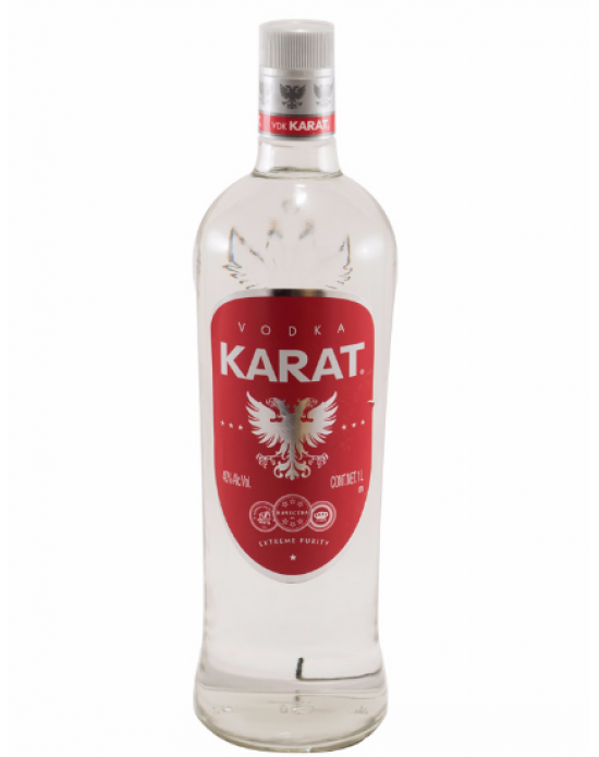 Vodka Karat Original - 1 lt