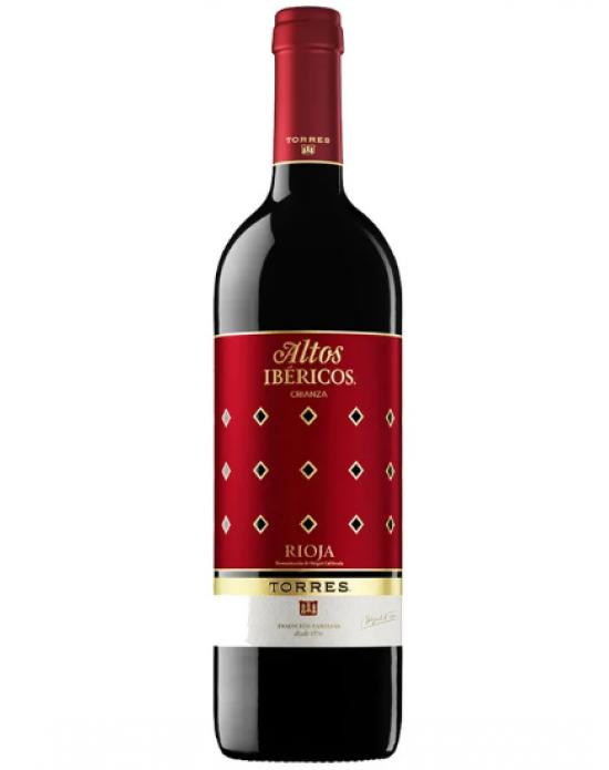 Vino Tinto Altos Ibéricos Crianza 2012- 750 ml