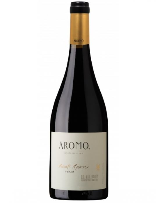 Vino Tinto Aromo Reserva Privada Syrah 750 ml