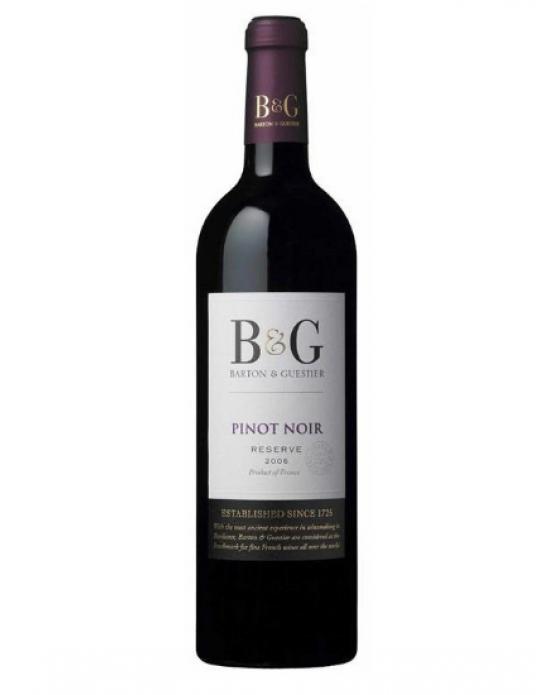 Barton & Guestier Réserve Pinot Noir 2016 750 ml
