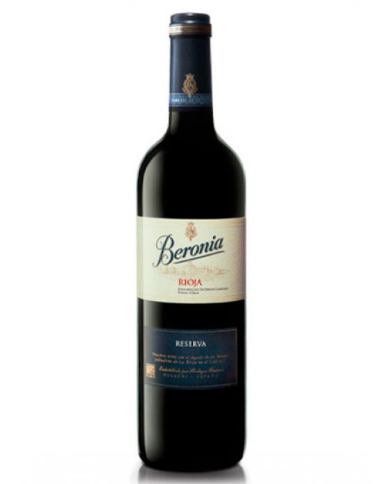 Vino Tinto Beronia Reserva - 750ml