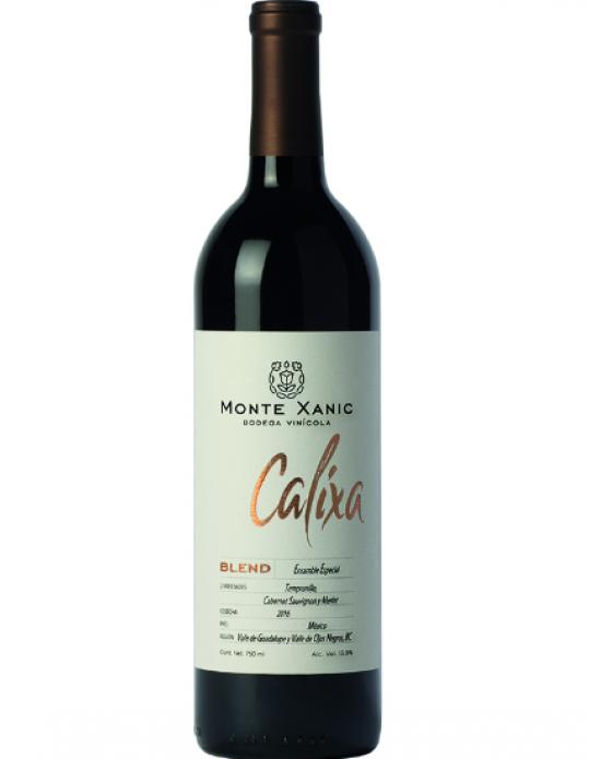 Vino Tinto Calixa Blend Monte Xanic - 750 ML