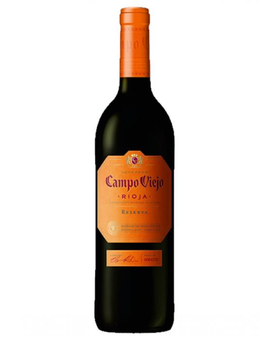Vino Tinto Campo Viejo  Reserva Rioja - 750 ml