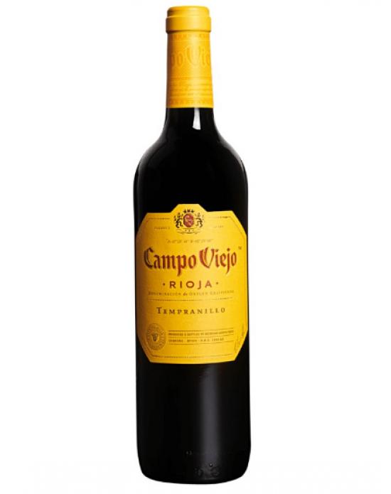 Vino Tinto Campo Viejo Tempranillo - 750 ml