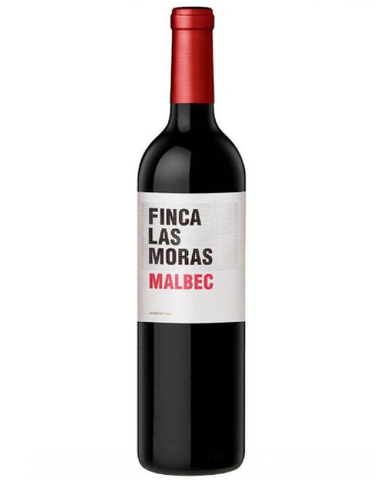 Vino tinto Las Moras Malbec -750 ml