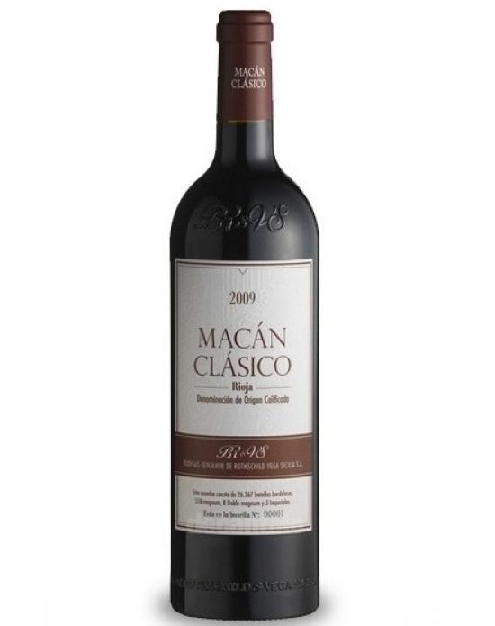 Vino Tinto Macan Clasico 2014- 750 ml