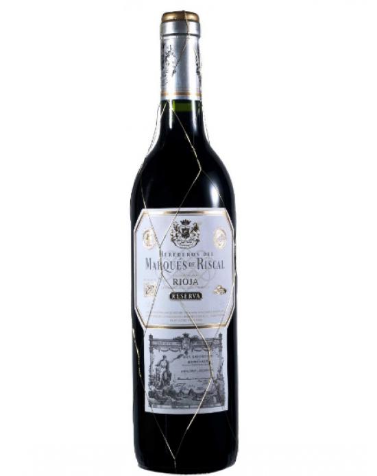 Vino Tinto Marques De Riscal Reserva - 750 ml